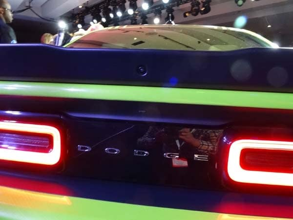 2015 Dodge Challenger: Retro Packaging, Current Technology 3