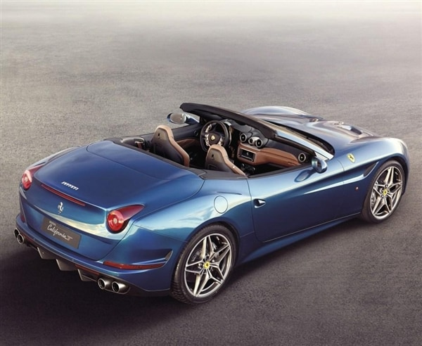 New 2015 Ferrari California T Gets A New Look  And Twinturbo