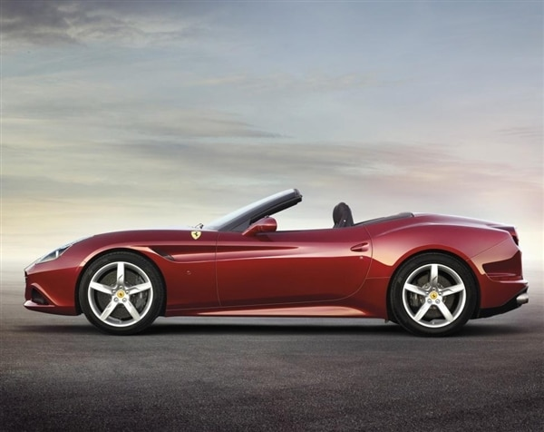 Luxury 2015 Ferrari California T Gets A New Look  And Twinturbo