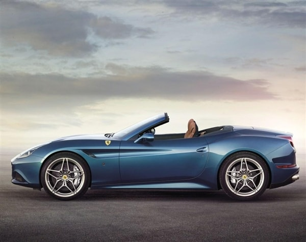 Amazing 2015 Ferrari California T Gets A New Look  And Twinturbo