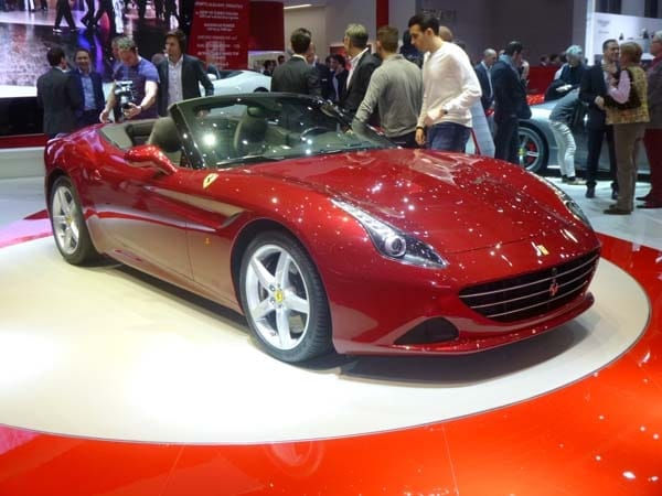 Creative 2015 Ferrari California T Gets A New Look  And Twinturbo