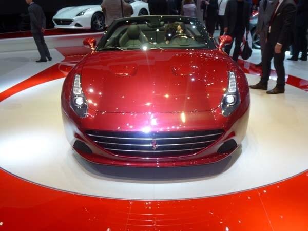 Brilliant 2015 Ferrari California T Gets A New Look  And Twinturbo
