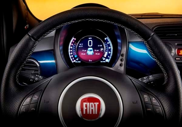 2015 Fiat 500 Updates Include New 6 Speed Auto Trans For