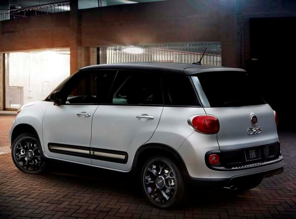 2015 Fiat 500L Urbana Trekking Limited Edition unveiled ...