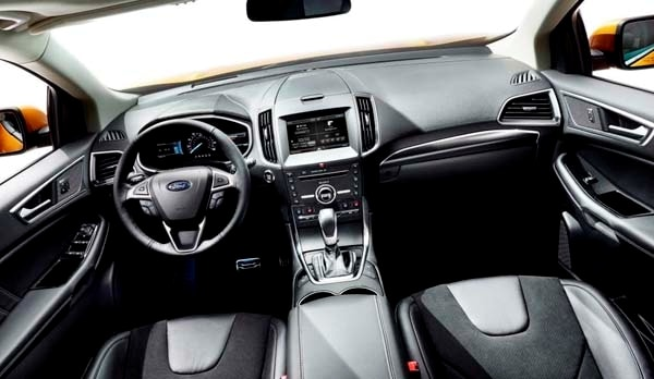 2015 Ford Edge unveiled -- upping its game on every level 15