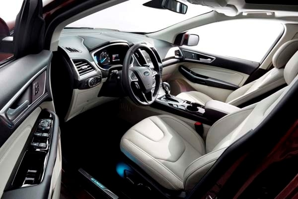 2015 Ford Edge unveiled -- upping its game on every level 17