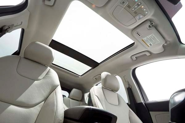 2015 Ford Edge unveiled -- upping its game on every level 19