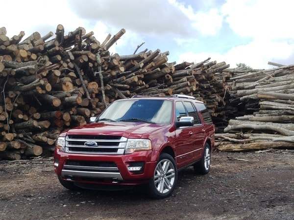 2015 Ford Expedition First Review: Old-School Gets New ...