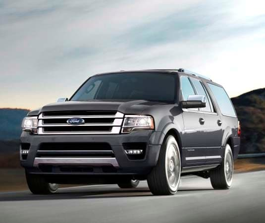 2015 Ford Expedition Adds EcoBoost Power And Platinum Trim