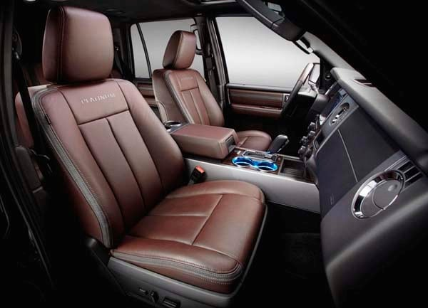 2015 Ford Expedition adds EcoBoost power and Platinum trim 5