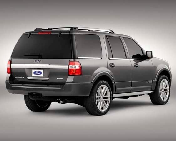 2015 Ford Expedition adds EcoBoost power and Platinum trim - Kelley ...
