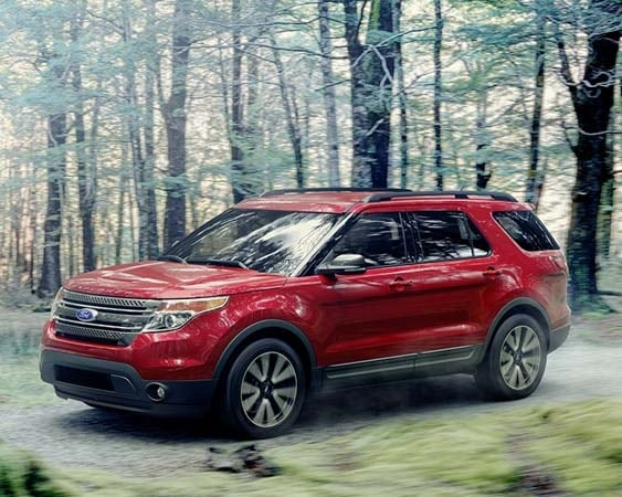 2015 ford explorer updates include new xlt appearance package - New 2015 Ford Explorer Black Color