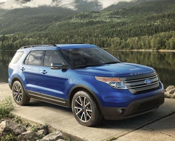 2015 Ford Explorer Updates Include New Xlt Appearance