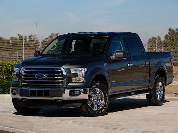 Best Family Truck >> 15 Best Family Cars 2015 Ford F 150 Kelley Blue Book