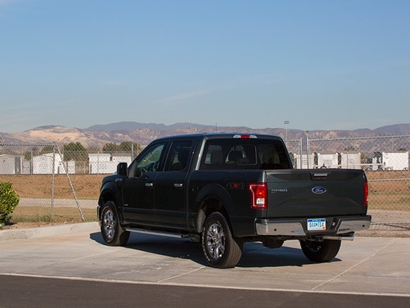 15 Best Family Cars: 2015 Ford F-150 - Kelley Blue Book