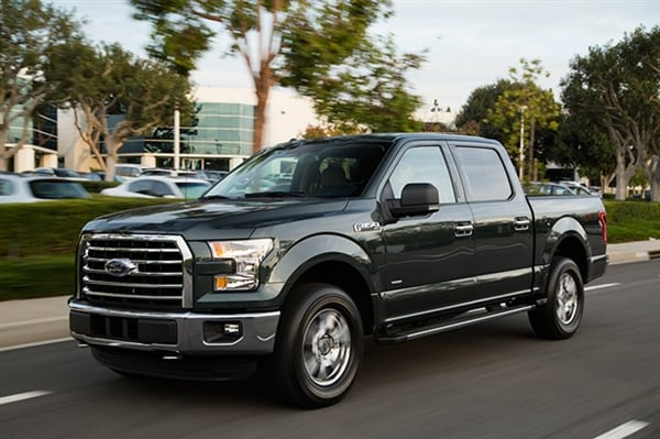 F150 2.7 Ecoboost >> 15 Best Family Cars: 2015 Ford F-150 - Kelley Blue Book