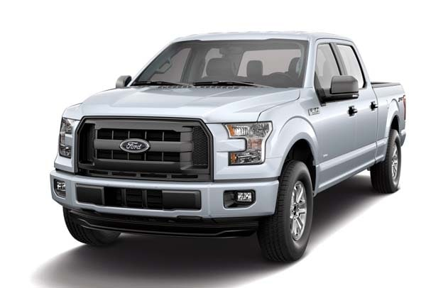 2015 Ford F-150 pricing to start at $26,616 - Kelley Blue Book