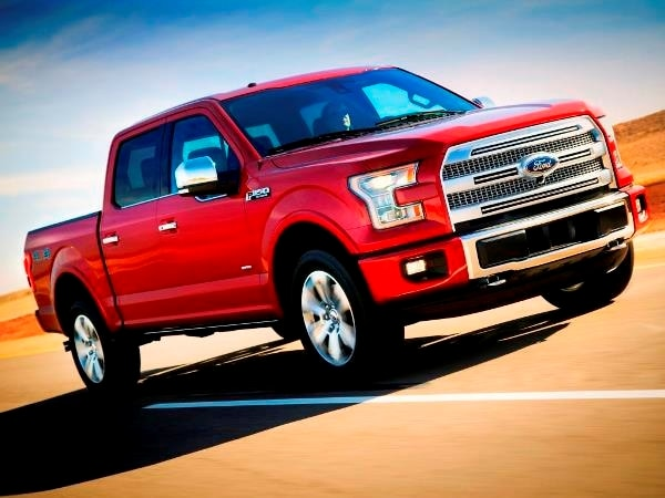 2015 ford f-150 first review: the 1,300-mile test | kelley blue book