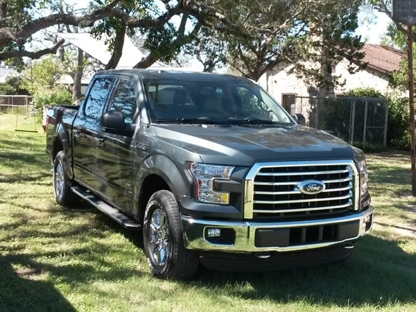 Beautiful 2015 Ford F150 First Review The 1300Mile Test  Kelley