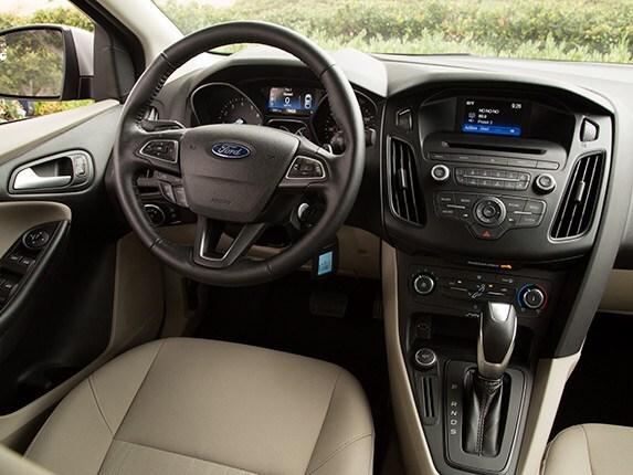 Compact Car Comparison 2015 Ford Focus Kelley Blue Book
