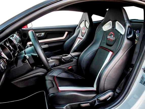 2015 Apollo Edition Ford Mustang To Go On The Block For Charity