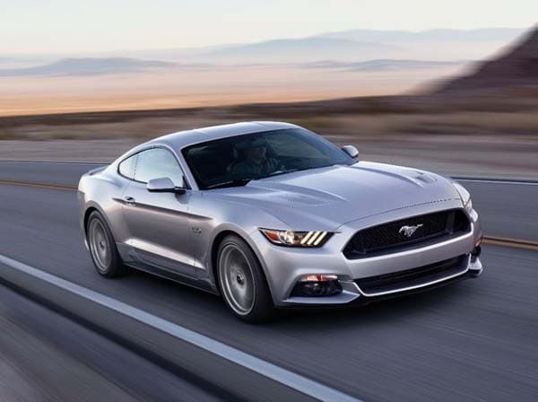 2015 Ford Mustang specs detailed