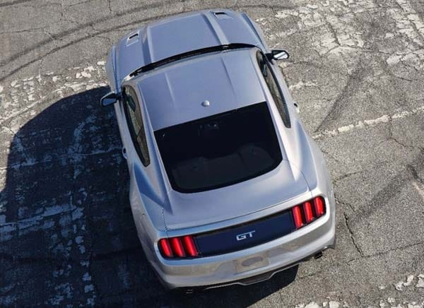 2015 Ford Mustang specs detailed 2
