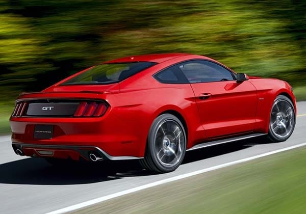 2015 Ford Mustang specs detailed 5