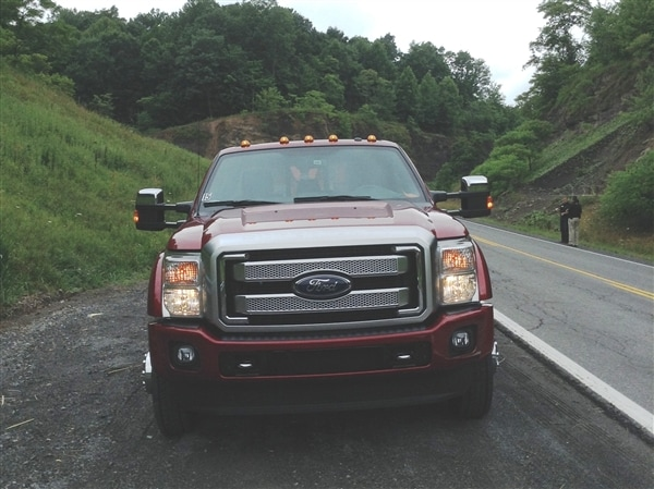 2015 Ford F-Series Super Duty First Review: Tools of the Trade 11