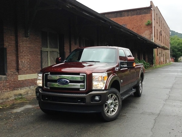 2015 Ford F-Series Super Duty First Review: Tools of the Trade 5