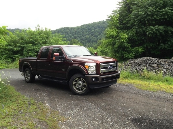 2015 Ford F-Series Super Duty First Review: Tools of the Trade 8