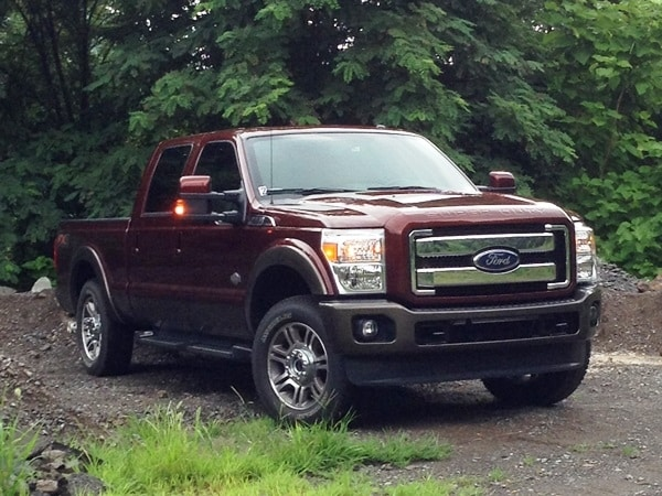 2015 Ford F-Series Super Duty First Review: Tools of the Trade 6