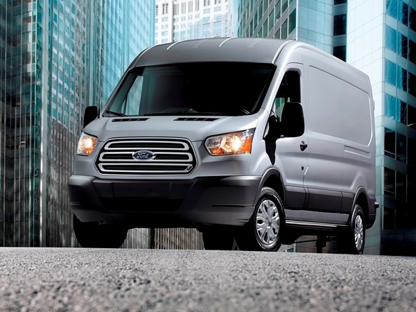 2015 Ford Transit First Review: Stepping out of the E-Series' shadow 12