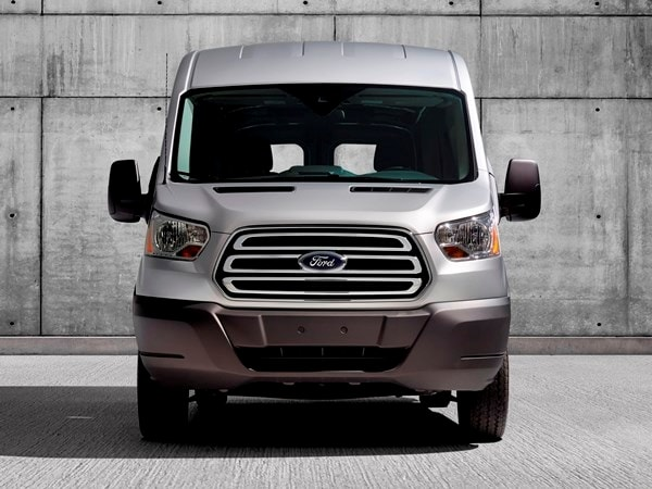 2015 Ford Transit First Review: Stepping out of the E-Series' shadow 13