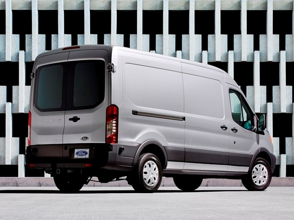 2015 Ford Transit First Review: Stepping out of the E-Series' shadow 14