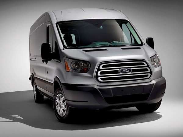 2015 Ford Transit First Review: Stepping out of the E-Series' shadow 11