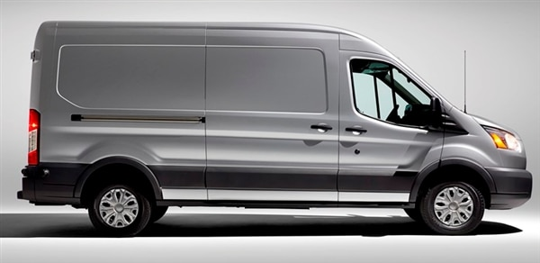 2015 Ford Transit First Review: Stepping out of the E-Series' shadow 15