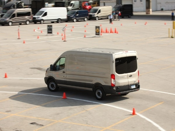 2015 Ford Transit First Review: Stepping out of the E-Series' shadow 8
