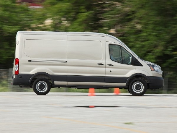 2015 Ford Transit First Review: Stepping out of the E-Series' shadow 6