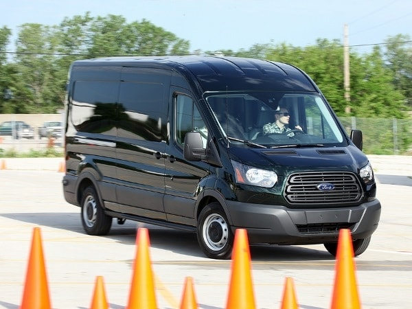 2015 Ford Transit First Review: Stepping out of the E-Series' shadow 7
