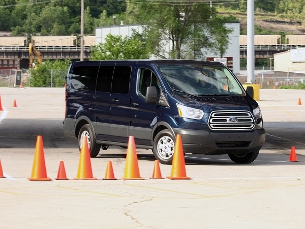 2015 Ford Transit First Review: Stepping out of the E-Series' shadow 4