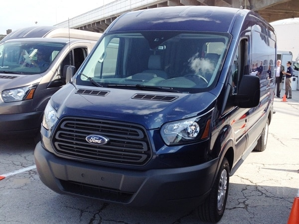 2015 Ford Transit First Review: Stepping out of the E-Series' shadow 9