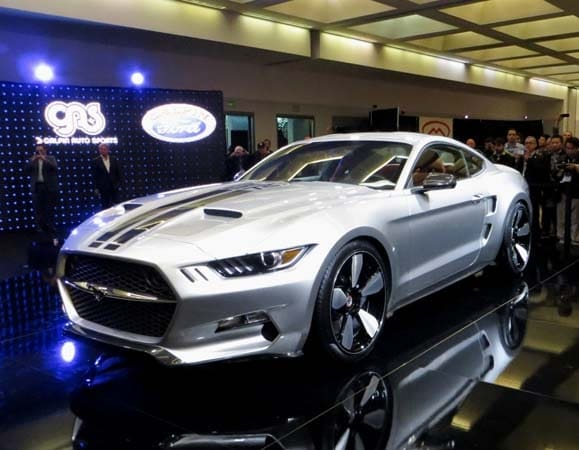 Ford Mustang Gt >> 2015 Galpin Ford Mustang Rocket revealed - Kelley Blue Book