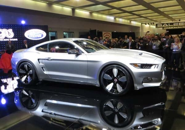 Free Car History Report >> 2015 Galpin Ford Mustang Rocket revealed - Kelley Blue Book