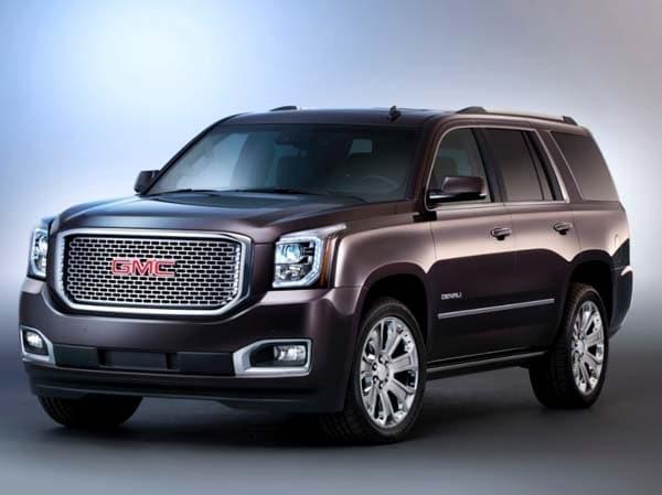 2015 Chevrolet Tahoe/Suburban and GMC Yukon/Denali get EPA ...