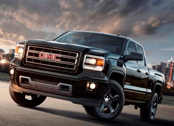 Gmc Elevation 2017 >> 2015 GMC Sierra 1500 Elevation Edition unveiled - Kelley ...