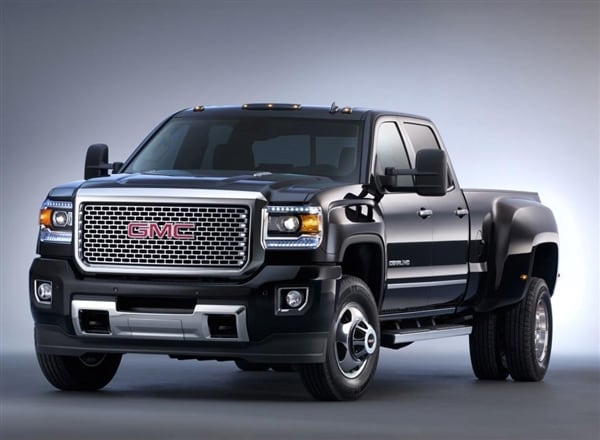 2015 gmc sierra sierra denali 2500 hd 3500 hd pickups. Black Bedroom Furniture Sets. Home Design Ideas