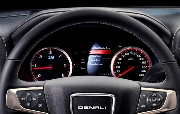 2015 GMC Sierra/Sierra Denali 2500 HD/3500 HD pickups ...
