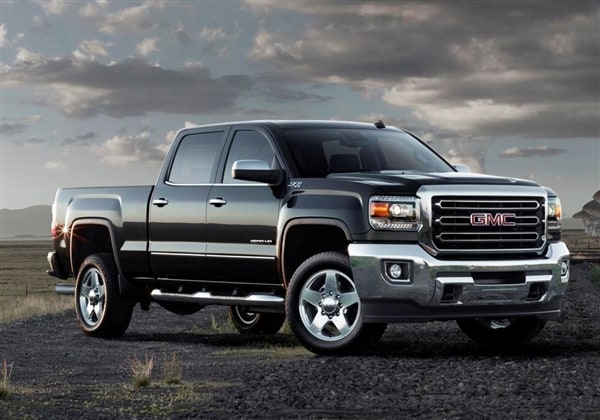 2015 gmc sierra sierra denali 2500 hd 3500 hd pickups unveiled kelley blue book. Black Bedroom Furniture Sets. Home Design Ideas