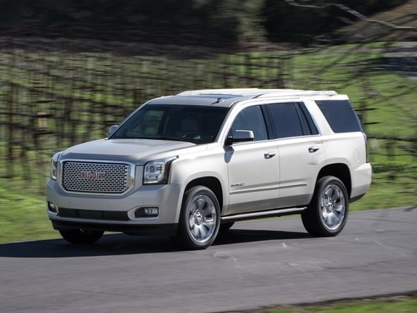 2015 GMC Yukon SLT Quick Take - Kelley Blue Book